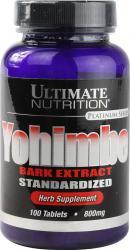 "Повышение тестостерона ""Ultimate Nutrition Yohimbe Bark 800mg"" (Производитель Ultimate Nutrition)"