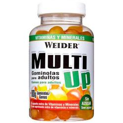 "Витамины и минералы ""Weider Multi Up 80 желейных конфет"" (Производитель Weider)"