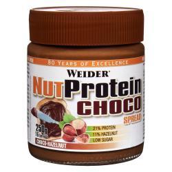 """Диетическое питание """"Weider Nut Protein Choco Spred 250 г"""" (Производитель Weider)"""