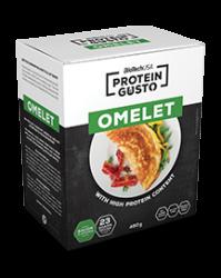 "Диетическое питание ""BioTech Protein Gusto Omlet 480 г (40 г x 12)"" (Производитель BioTech)"