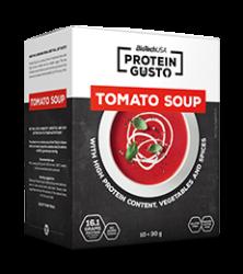 "Диетическое питание ""BioTech USA Protein Gusto Tomato soup 30 г x 10"" (Производитель BioTech USA)"