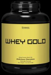 """Сывороточные """"Ultimate Nutrition Whey Gold 2.27kg"""" (Производитель Ultimate Nutrition)"""
