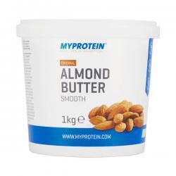 """Диетическое питание """"Myprotein Almond Butter Smooth 1kg"""" (Производитель Myprotein)"""