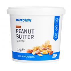 """Диетическое питание """"Myprotein Peanut Butter Natural - Smooth 1kg"""" (Производитель Myprotein)"""