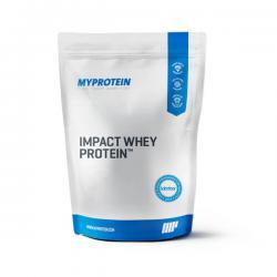 """Сывороточные """"Myprotein Impact Whey unvflavoured 1000 г"""" (Производитель Myprotein)"""