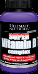 "Витамины и минералы ""Ultimate Nutrition Super Vitamin B Complex"" (Производитель Ultimate Nutrition)"