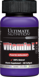 "Витамины и минералы ""Ultimate Nutrition Vitamin E (400 IU)"" (Производитель Ultimate Nutrition)"