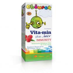 """Витамины и минералы """"OLIMP Labs Vita-min Plus Junior Immunity 150 мл"""" (Производитель Olimp Labs)"""