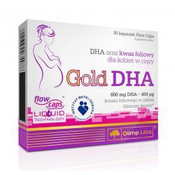 """Жирные кислоты """"OLIMP Labs Gold DHA 30 капсул"""" (Производитель Olimp Labs)"""
