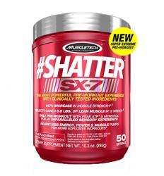 """Предтренировочные комплексы """"MT Shatter SX-7 291 г"""" (Производитель MuscleTech)"""