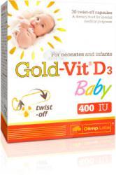 """Витамины и минералы """"OLIMP Labs Gold-Vit D3 Baby 60 капсул"""" (Производитель Olimp Labs)"""