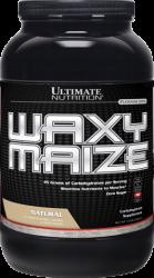 """Углеводные энергетики """"Ultimate Waxy Maize 3lb (1361g) natural"""" (Производитель Ultimate Nutrition)"""