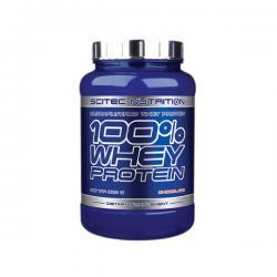 """Распродажа """"Scitec Nutrition 100% Whey Protein 920 г"""" (Производитель Scitec Nutrition)"""