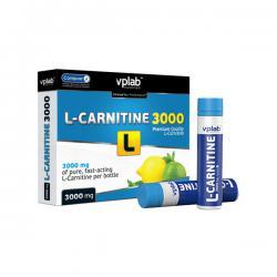 "В ампулах ""VPLab L-Carnitine 3000"" (Производитель VPLab Nutrition)"