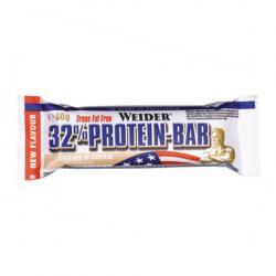 """Распродажа """"Расп. Weider 32% Protein Bar 60 г (30.06.2017)"""" (Производитель Weider)"""