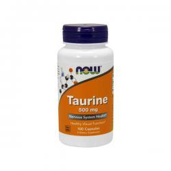 "Моноаминокислоты ""NOW Taurine 100 капсул"" (Производитель NOW Foods)"
