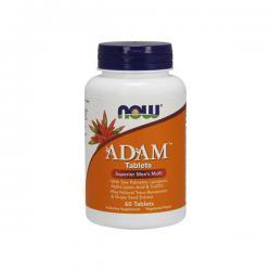 """Витамины и минералы """"NOW ADAM Men's Multiple Vitamin 120 таблеток"""" (Производитель NOW Foods)"""