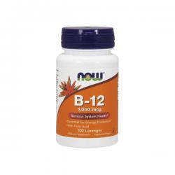 """Витамины и минералы """"NOW B-12 100 пастилок"""" (Производитель NOW Foods)"""