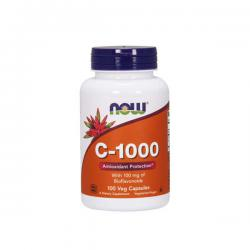 """Витамины и минералы """"NOW C-1000 100 капсул"""" (Производитель NOW Foods)"""
