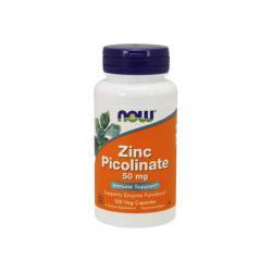 """Витамины и минералы """"NOW Zinc Picolinate 50 мг 120 капсул"""" (Производитель NOW Foods)"""