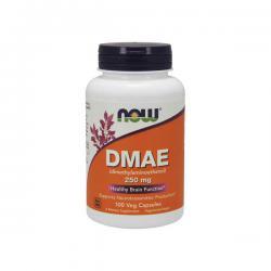 """Поддержка нервной системы """"NOW DMAE 250 мг 100 капсул"""" (Производитель NOW Foods)"""