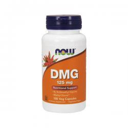 """Поддержка нервной системы """"NOW DMG 125mg 100 викапс"""" (Производитель NOW Foods)"""