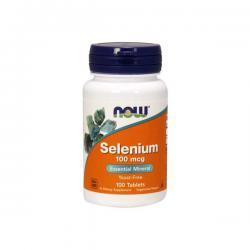 "Антиоксиданты ""NOW Selenium 100 мкг 100 таблеток"" (Производитель NOW Foods)"