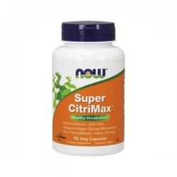 "Липотропики ""NOW Super CitriMax 750 мг 90 капсул"" (Производитель NOW Foods)"