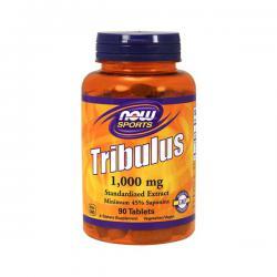 """Повышение тестостерона """"NOW Tribulus 1000 mg 90 tabs"""" (Производитель NOW Foods)"""