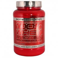 """Сывороточные """"Scitec Nutrition 100% Whey Protein Professional 920 г"""" (Производитель Scitec Nutrition)"""