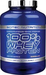 """Сывороточные """"Scitec Nutrition 100% Whey Protein 2350 г"""" (Производитель Scitec Nutrition)"""