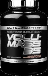 """Гейнеры """"Scitec Nutrition Volumass 35 2950 г"""" (Производитель Scitec Nutrition)"""