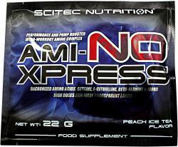"""Порционные товары """"Scitec Nutrition Ami-NO Xpress 22g"""" (Производитель Scitec Nutrition)"""