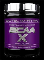 "Распродажа ""Scitec Nutrition BCAA-X 330 капс"" (Производитель Scitec Nutrition)"