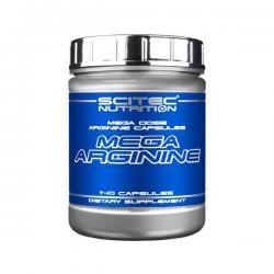 """Аргинин """"Scitec Nutrition Mega Arginine 140 капс"""" (Производитель Scitec Nutrition)"""