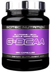 """Распродажа """"Scitec Nutrition G-BCAA 250 капс"""" (Производитель Scitec Nutrition)"""