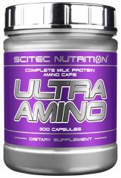 """Аминокислотные комплексы """"Scitec Nutrition Ultra Amino 200 капс"""" (Производитель Scitec Nutrition)"""