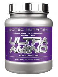 """Аминокислотные комплексы """"Scitec Nutrition Ultra Amino 500 капс"""" (Производитель Scitec Nutrition)"""