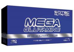 "Глютамин ""Scitec Nutrition Mega Glutamine 120 капс"" (Производитель Scitec Nutrition)"