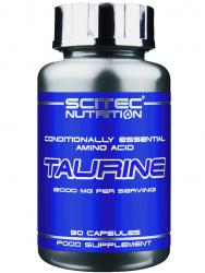 "Моноаминокислоты ""Scitec Nutrition Taurine 90 капс"" (Производитель Scitec Nutrition)"