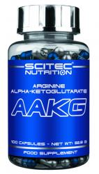 "Распродажа ""Scitec Nutrition AAKG 100 капс"" (Производитель Scitec Nutrition)"