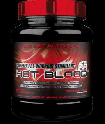 """Предтренировочные комплексы """"Scitec Nutrition Hot Blood 3.0 300 г"""" (Производитель Scitec Nutrition)"""