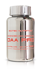 """Повышение тестостерона """"Scitec Nutrition DAA PRO 120 капс"""" (Производитель Scitec Nutrition)"""