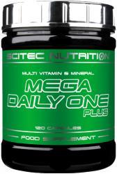 """Витамины и минералы """"Scitec Nutrition Mega Daily One Plus 120 капс"""" (Производитель Scitec Nutrition)"""