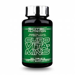 "Распродажа ""Scitec Nutrition Euro Vita-Mins 120 таб"" (Производитель Scitec Nutrition)"