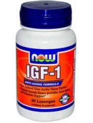 """Анаболические комплексы """"NOW IGF-1 30 таб"""" (Производитель NOW Foods)"""