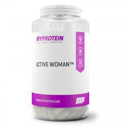 "Витамины и минералы ""Myprotein Active Woman 120 таблеток"" (Производитель Myprotein)"