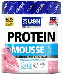 """Многокомпонентные """"Расп. USN Protein Mousse (31.05.2017)"""" (Производитель USN)"""