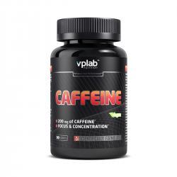 """Гуарана и кофеин """"VPLAB Caffeine 200 mg 90 tabs"""" (Производитель VPLab Nutrition)"""