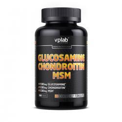 "Глюкозамин и Хондроитин ""VPLab Glucosamine Chondroitin MSM 180 таб"" (Производитель VPLab Nutrition)"